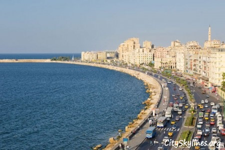 Alexandria Harbor, Egypt