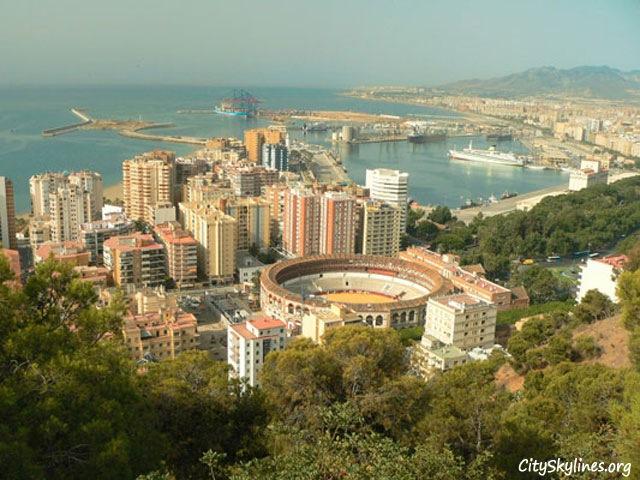 Andalusia, Malaga Spain, Ocean View