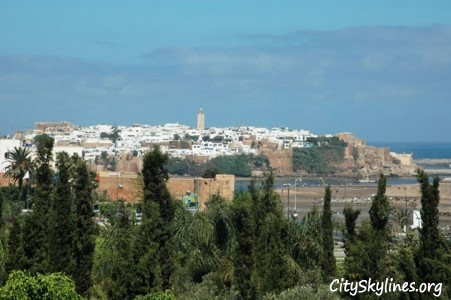 City of Casablanca, Morroco
