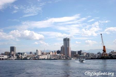 Fukuoka Japan, Skyline