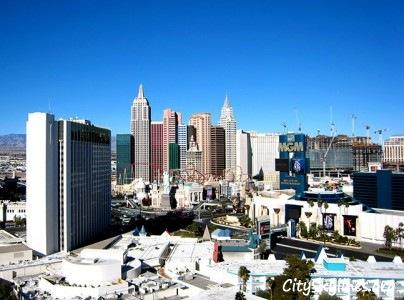 The Great Las Vegas Skyline