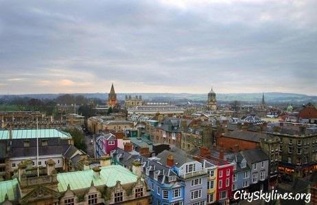 Oxford City, UK