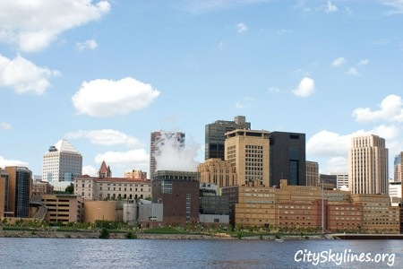 City of St. Paul Minnesota