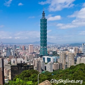 Taipei City in Taiwan, Republic of China