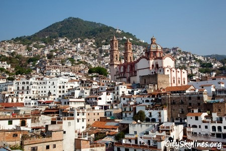 Taxco Skyline, Mexico