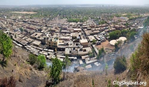 Bamako City, Mali