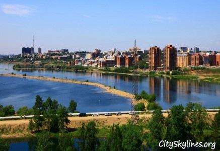 Irkutsk City, Siberia - Russia