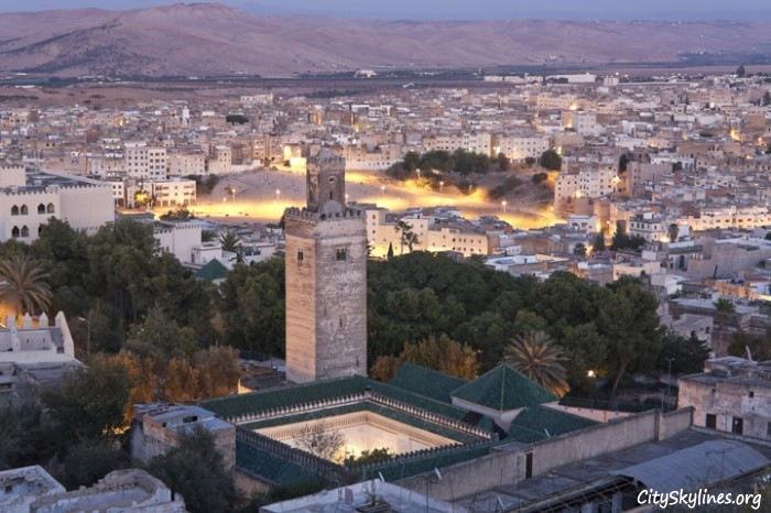 Medina of Fes, Moroocco