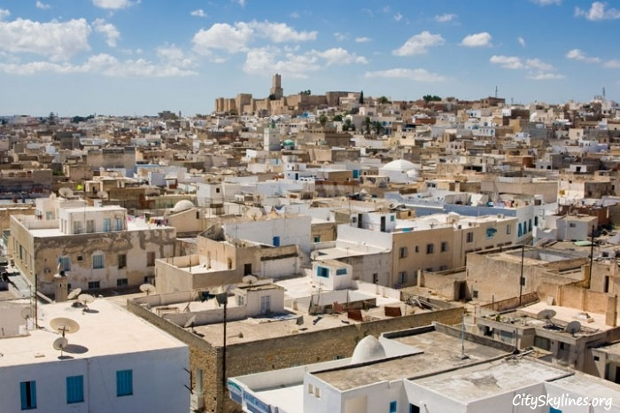 Sousse City Skyline, Tunisia