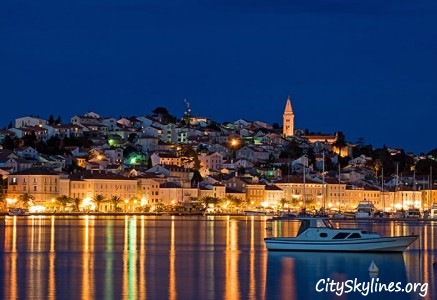 Lošinj Island Skyline, Croatia
