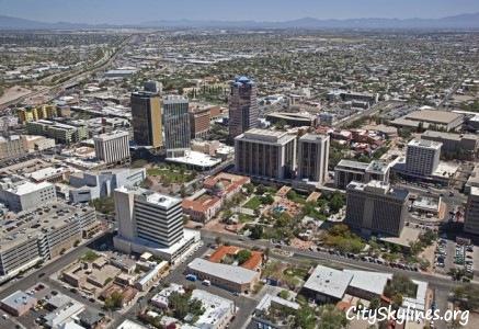 Downtown Tucson, AZ