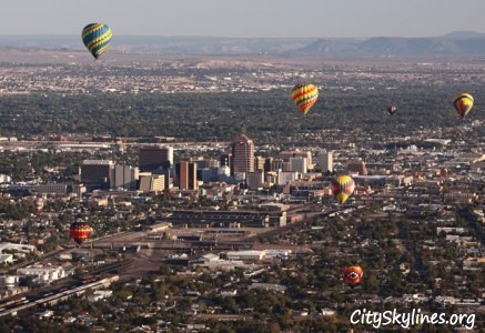 Hot Air Balloons in Albuquerque, NM