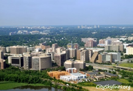 Arlington County Skyline, VA