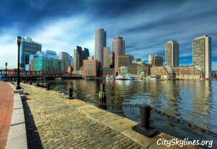 Boston Financial District, MA