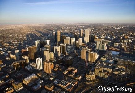 Denver City Skyline, CO