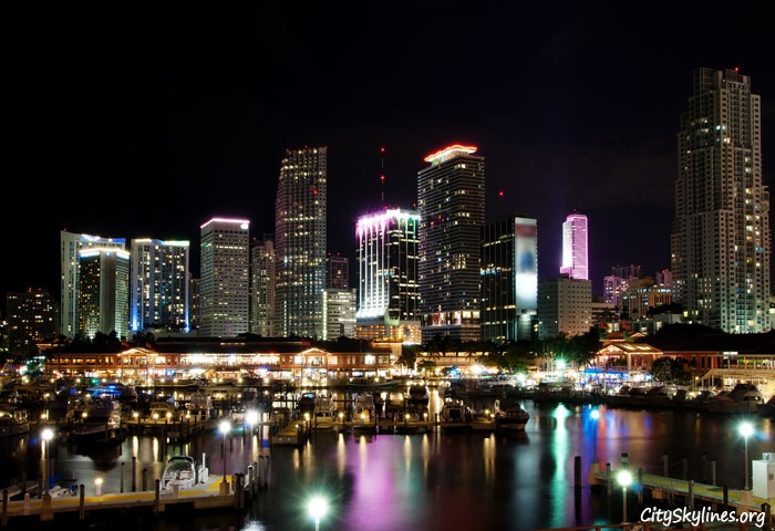 Miami, FL Night Life