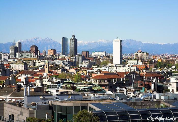 Milan, Italy - Duomo Roof Top