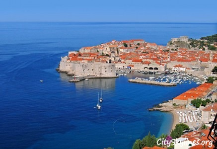 Dubrovnik, Croatia - Walled City