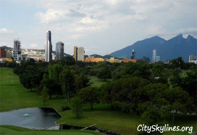 Monterrey, Campestre Park in San Pedro district zone