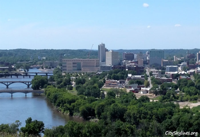 Cedar Rapids IA by Jeremy Murphy