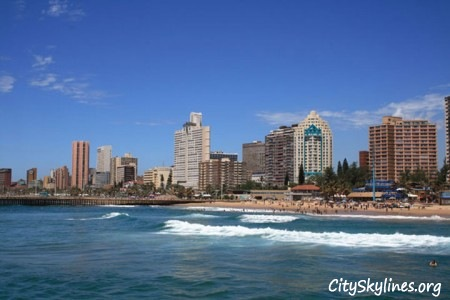 Durban City, South Africa