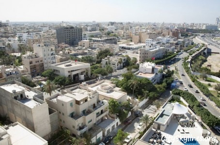 Tripoli City, Libya