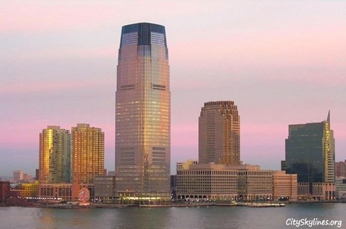 Jersey City Skyline, New Jersey