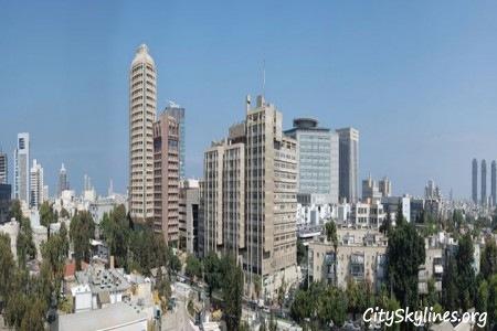 City of Telaviv, Israel