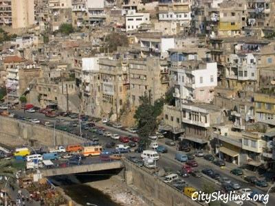 Tripoli City Skyline, Lebanon
