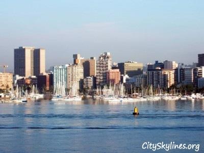 A Marina in Durban City
