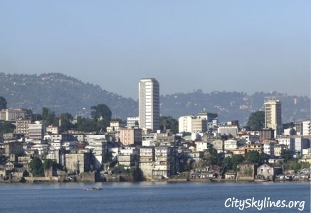 Freetown City, Sierra Leone - Africa