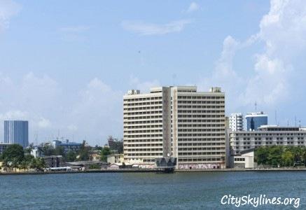 Lagos Skyline, Nigeria