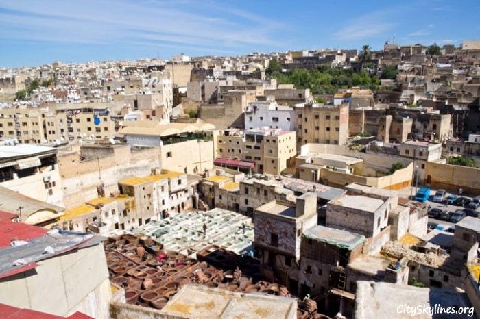 City of Fes, Morocco