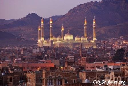 Sana'a a UNESCO World Heritage Site