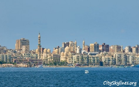 Alexandria, Egypt - Clear Water View