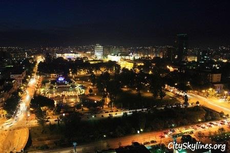 Tirana_by_Night