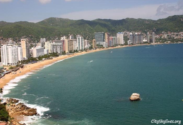 Acapulco Beach, Mexico