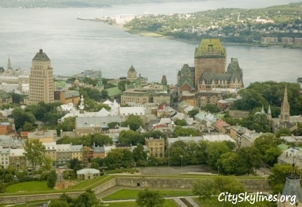 Quebec City, Canada - Waterview
