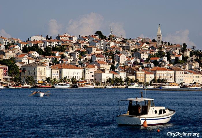 Mali Lošinj, Croatia - Sea Overlook