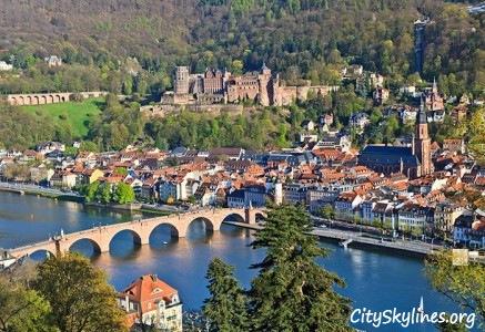 Heidelberg - The Old Town