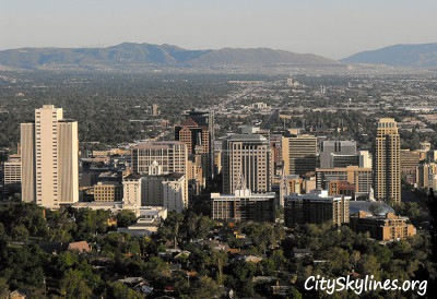 Salt Lake City Utah - Submitted by Joe